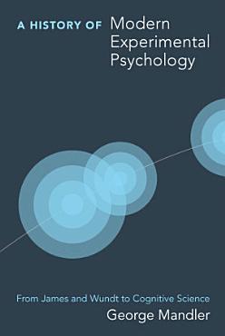 A History of Modern Experimental Psychology PDF
