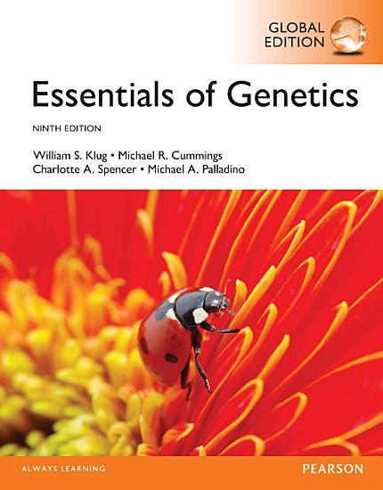 Essentials of Genetics  eBook  Global Edition PDF