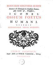 Icones ossium foetus humani