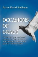 Occasions of Grace PDF