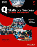 Q Skills for Success  Level 5  Reading and Writing Student Book with IQ Online PDF