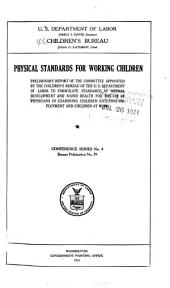 Publications of the Children's Bureau: Issues 79-88