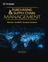 Purchasing   Supply Chain Management PDF