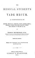 The Medical Student s Vade Mecum PDF