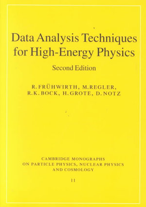 Data Analysis Techniques for High Energy Physics