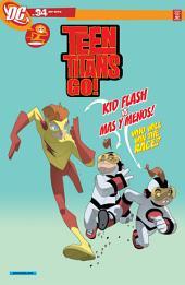 Teen Titans Go! (2003-) #34