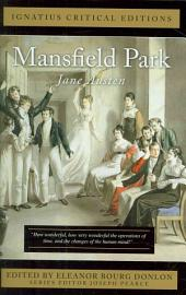 Mansfield Park: With an Introduction, Contemporary Opinions, and Contemporary Criticism