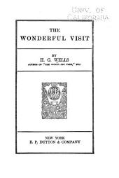 The Wonderful Visit: Volume 2