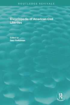 Encyclopedia of American Civil Liberties PDF