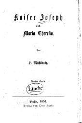 Kaiser Joseph und Maria Theresia: Band 4