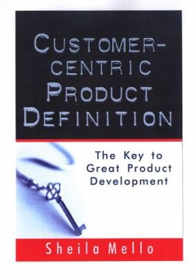 Customer Centric Product Definition PDF