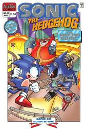 Sonic the Hedgehog #25