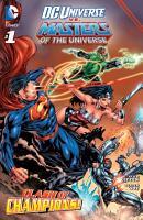 DC Universe vs  Masters of the Universe  2013 2014   1 PDF