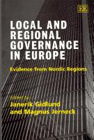 Local and Regional Governance in Europe PDF