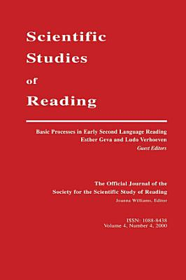 Basic Processes in Early Second Language Reading PDF