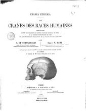 Les crânes des races humaines