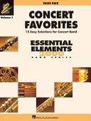 Concert Favorites Book PDF