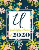 U Goal Setting Planner for 2020