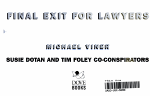 Final Exit for Lawyers PDF