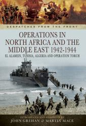 Operations in North Africa and the Middle East  1942   1944 PDF