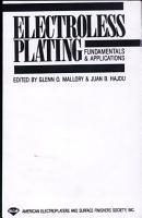 Electroless Plating PDF
