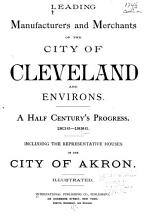 Leading Manufacturers and Merchants of the City of Cleveland and Environs PDF