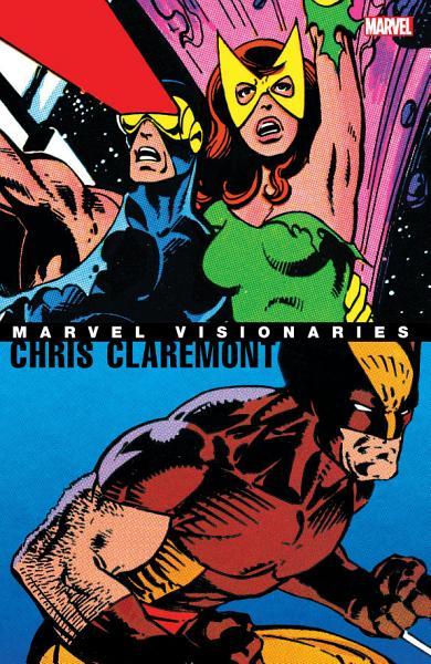 Download Marvel Visionaries Book