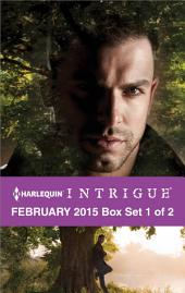 Harlequin Intrigue February 2015 - Box Set 1 of 2: Confessions\Disarming Detective\Hard Target