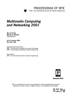 Multimedia Computing and Networking PDF