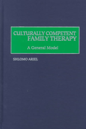 Culturally Competent Family Therapy