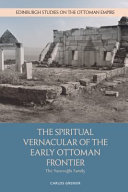 Spiritual Vernacular of the Early Ottoman Frontier
