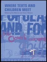 Where Texts and Children Meet PDF