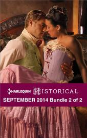 Harlequin Historical September 2014 - Bundle 2 of 2: Lord Havelock's List\Saved by the Viking Warrior\The Pirate Hunter