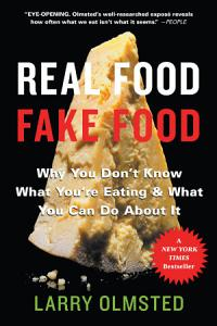 Real Food Fake Food Book