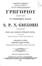 Patrologiae cursus completus ...: Series graeca, Volume 45
