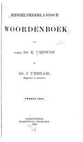Middelnederlandsch woordenboek: Deel 2