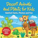 Desert Animals and Plants for Kids PDF