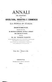 La pesca in Italia: Volume 2,Parte 2
