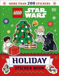 Lego Star Wars Holiday Sticker Book Book PDF