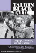 Talkin Black Talk
