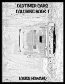 Oldtimer Cars Coloring Book 1