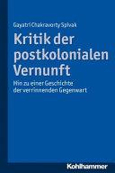 Kritik Der Postkolonialen Vernunft PDF