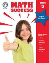 Math Success, Grade 5