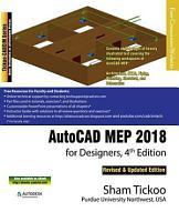 AutoCAD MEP 2018 for Designers  4th Edition PDF