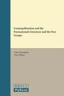 Cosmopolitanism and the Postnational PDF