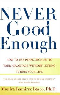 Never Good Enough Book