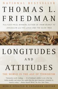 Longitudes and Attitudes Book