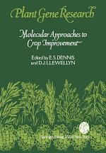Molecular Approaches to Crop Improvement