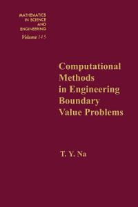 Computational Methods in Engineering Boundary Value Problems