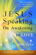 Jesus Speaking